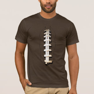 Funny Football Sports Realistic Ball T-Shirt