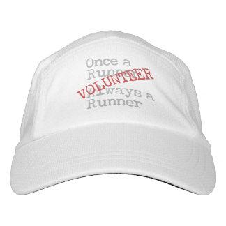 Funny Former Runner Volunteer Headsweats Hat