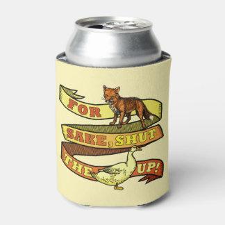 Funny Fox Sake Duck Animal Pun