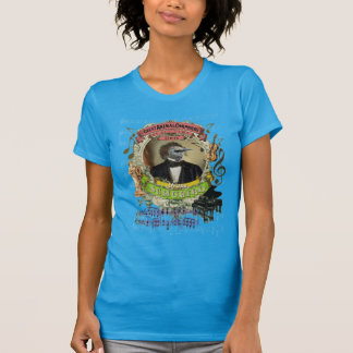 Funny Franz Schubird Animal Composer Schubert T-Shirt