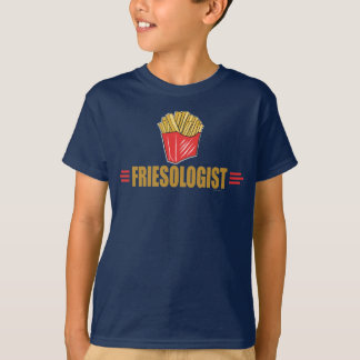 Funny French Fries T-Shirt