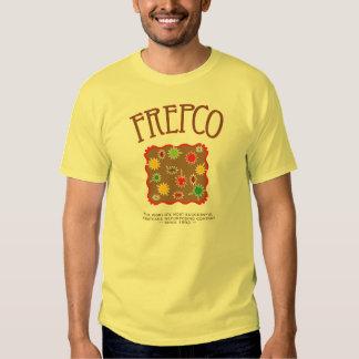 Funny FREPCO fruitcake repurposing co. shirt