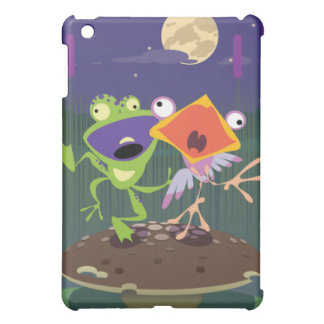 Funny Frog and Bird Case For The iPad Mini