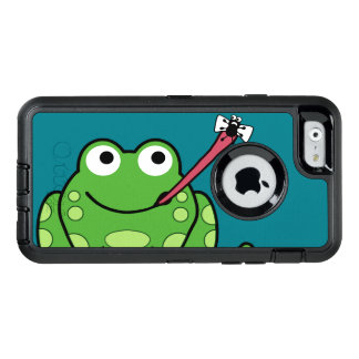 Funny Frog and Fly OtterBox iPhone 6/6s Case