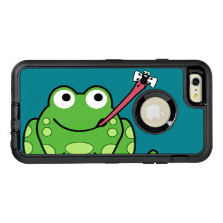 Funny Frog and Fly OtterBox iPhone 6/6s Plus Case
