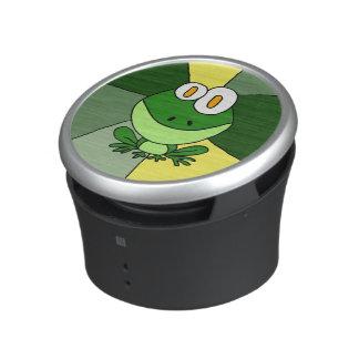 Funny Frog Bluetooth Speaker