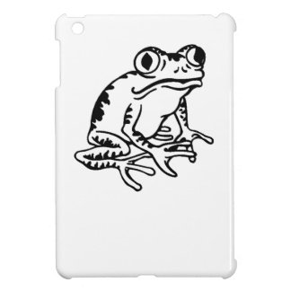 Funny Frog Case For The iPad Mini