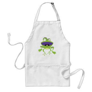 Funny Frog Standard Apron