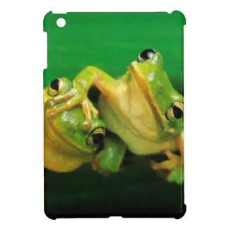 Funny Frogs Cover For The iPad Mini