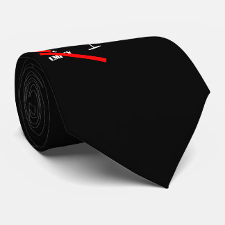 Funny Fuel Gauge Drink Cocktail Glass Tie