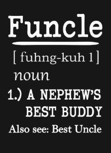 33424308 Funcle Definition Uncle T-Shirts & Shirt Designs | Zazzle.com.au
