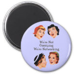 Funny Funny Ladies Magnet