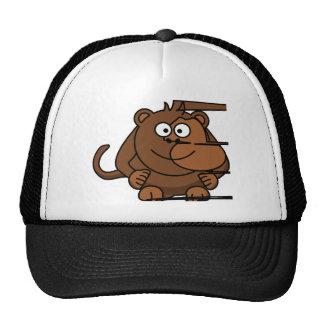 Funny Funny Monkey/of monkey Cap