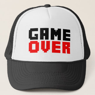 Funny Game Over Hat