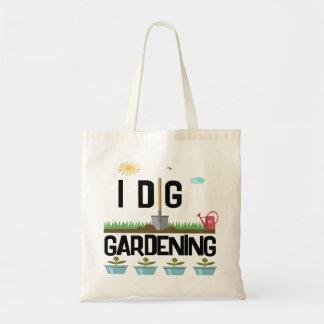 Funny Gardening Tote Bag