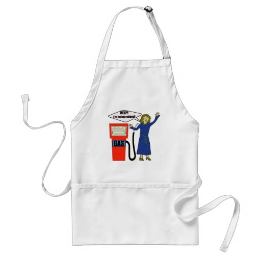 Funny Gas Prices T-shirts Gifts Apron