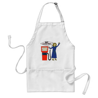 Funny Gas Prices T-shirts Gifts Standard Apron