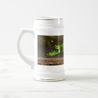 Funny gecko coffee mugs