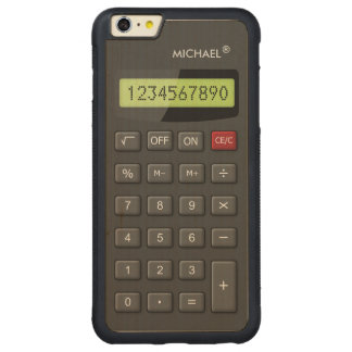 Funny Geeky Calculator Pattern Personalized