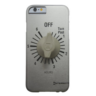 Funny Geeky Countdown Timer Switch Barely There iPhone 6 Case