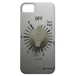 Funny Geeky Countdown Timer Switch iPhone 6 Case Case For The iPhone 5