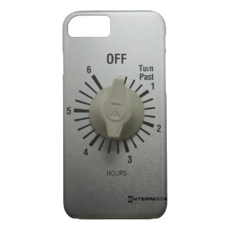 Funny Geeky Countdown Timer Switch iPhone 7 Case