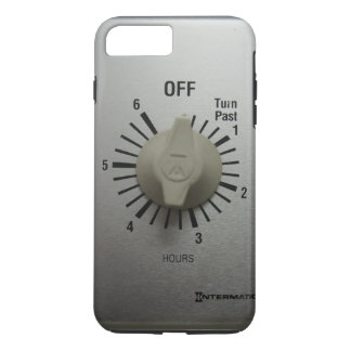 Funny Geeky Countdown Timer Switch iPhone 7 Plus Case