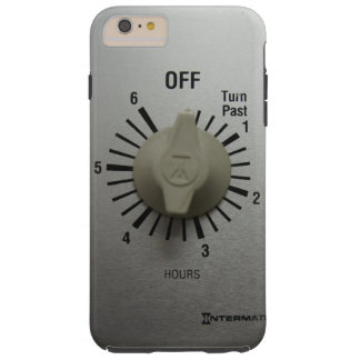Funny Geeky Countdown Timer Switch Tough iPhone 6 Plus Case