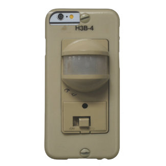 Funny Geeky Electrical Switch Timer Light Barely There iPhone 6 Case