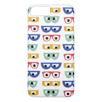 Funny Geeky Googly Eyes, multicolor, Unisex Case