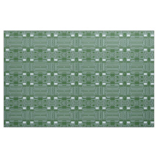 Funny Geeky Nerd Computer Circuit Board Pattern Fabric