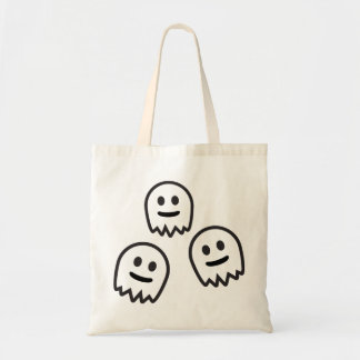 Funny Ghosts Monster Canvas Bags