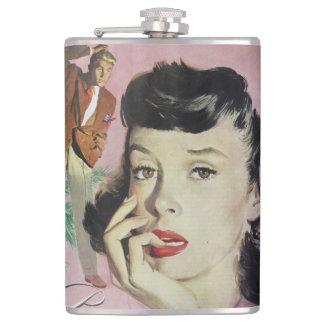 Funny Gift for Single Dating Girl Girlfriend Flasks