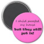 Funny gift ideas fridge magnets bulk discount item