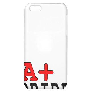 Funny Gifts for Brides A+ Bride iPhone 5C Case