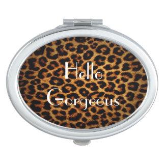 """Funny Girl """"Hello Gorgeous"""" Mirror"""