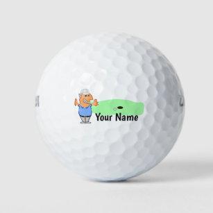 Funny Cartoons Golf Accessories Golf Gear Zazzle Au