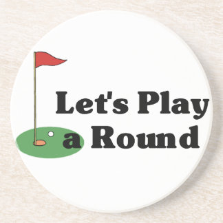 Funny Golf Coasters