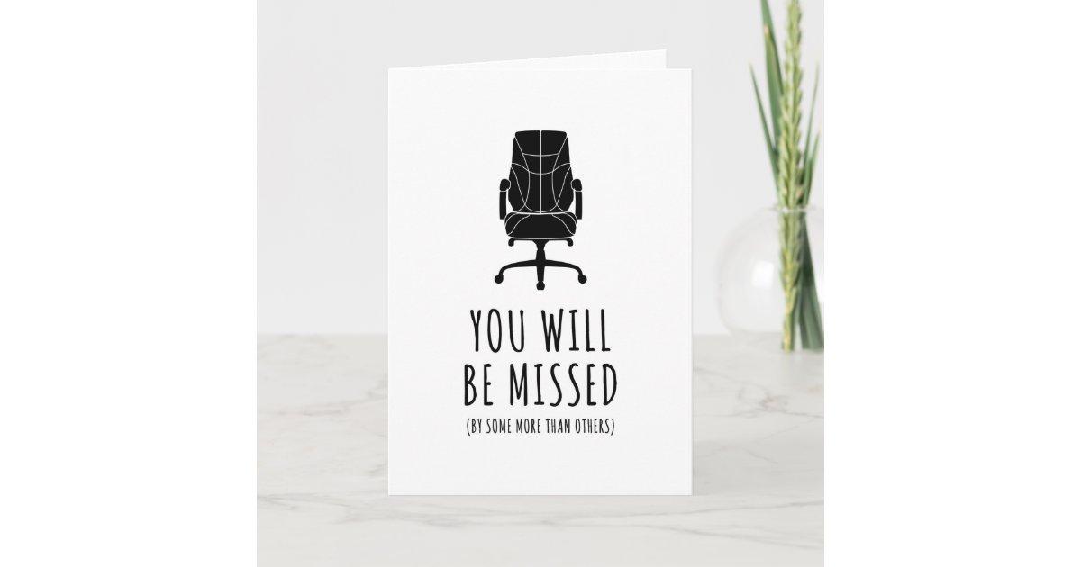 Funny Goodbye Card, Rude Farewell Card, Funny Card ...