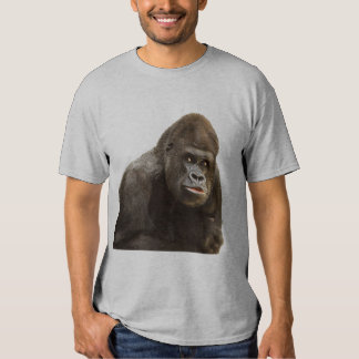Funny Gorilla Tee Shirts