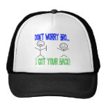 Funny Got Your Back Hats