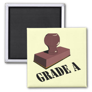 Funny Grade A T-shirts Gifts Refrigerator Magnets
