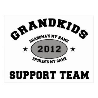 Funny Grandkids 2012 Grandma Postcards