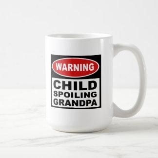 Funny Grandpa Basic White Mug