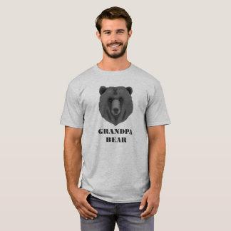 Funny Grandpa Bear Men's T-Shirt