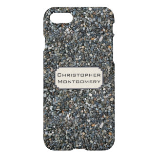 Funny Gravel Rocks Pebbles iPhone 7 Case