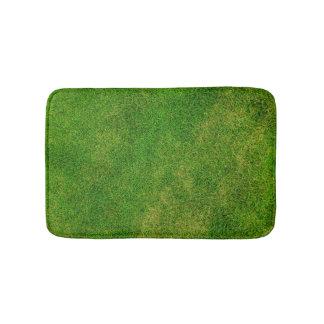 Funny Green Grass Bath Mat