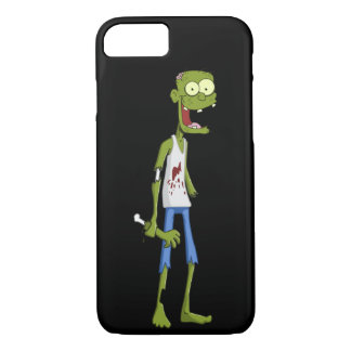Funny Green Zombie iPhone 7 case