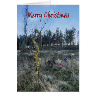 Funny greetings card