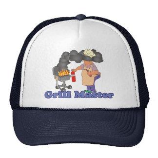 Funny Grill Master Barbecue Cap